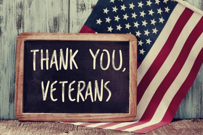 """Veterans Day 2020: 5 Ways To Say """"Thank You"""""""