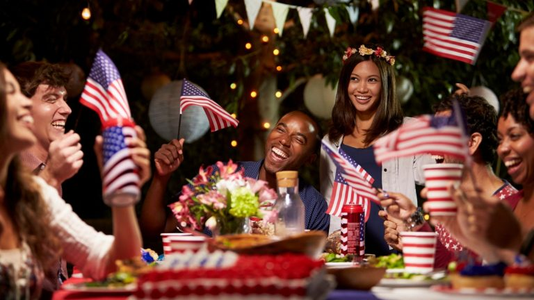 Fourth of July: How Americans spend on Independence Day