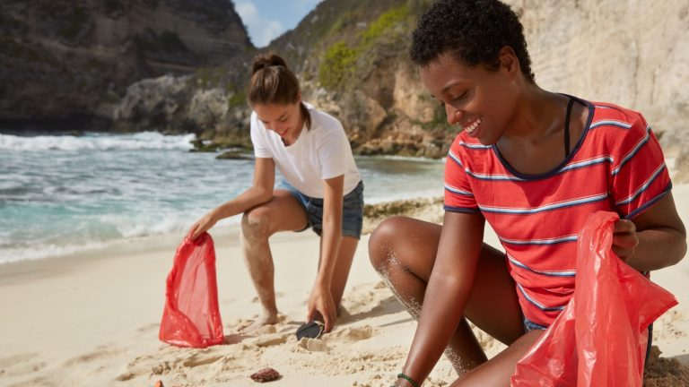 'Trash' talk: 6 ways to keep beaches clean and protect them