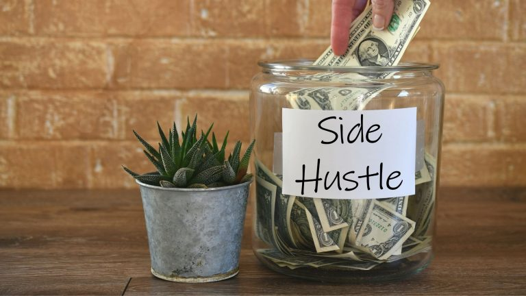 Don't have a side hustle? Here are 5 reasons why you should start today