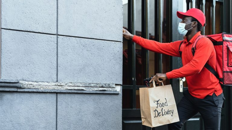 What New York's bills mean for the city's delivery workers