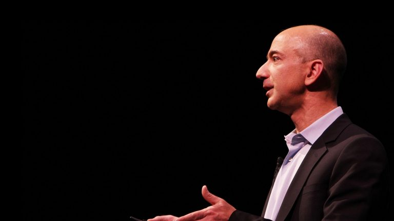 What Jeff Bezos does with his $200 billion net worth