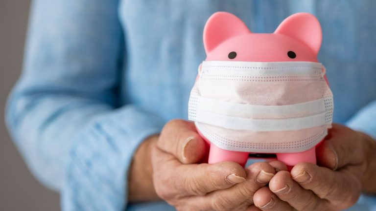 Is your money safe in the bank during a pandemic?