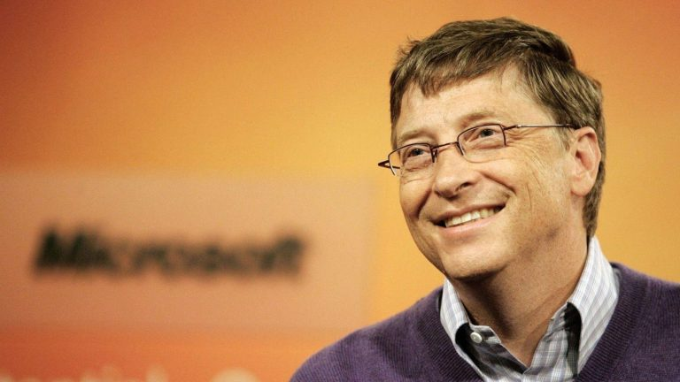How Bill Gates is making a difference with his $130 billion net worth